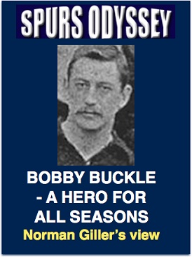 Bobby Buckle - A hero for all seasons
